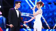 唐嫣羅晉2017春晚跨年表演合集