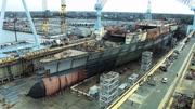 中国可同时开建38艘航母