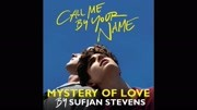 """Sufjan Stevens - Visions of Gideon (From """"Call Me By Your Name"""" Soundtrack)"""