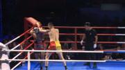王者会盟徐琰第一回合TKO获胜!