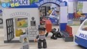樂高城市系列之流動警署 玩具