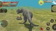食肉牛龍和冥河龍出逃 樂高城市恐龍世界