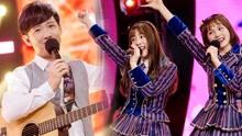 AKB48唱《對面的男孩看過來》