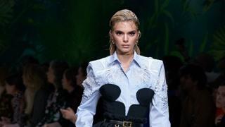 Versace 2020春夏米兰时装发布会