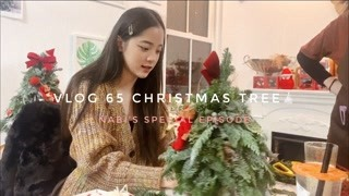 欧阳娜娜VLOG65 Christmas Tree