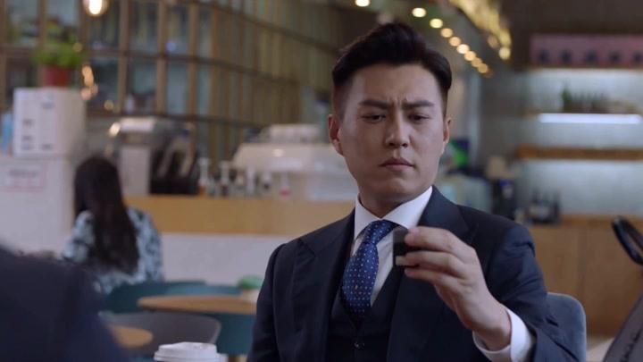 《精英律师》那么多人喜欢靳东是有道理的图片