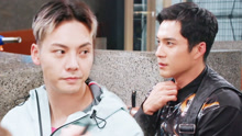EP12: William Chan Compliments ElvisHan on his Handsomeness